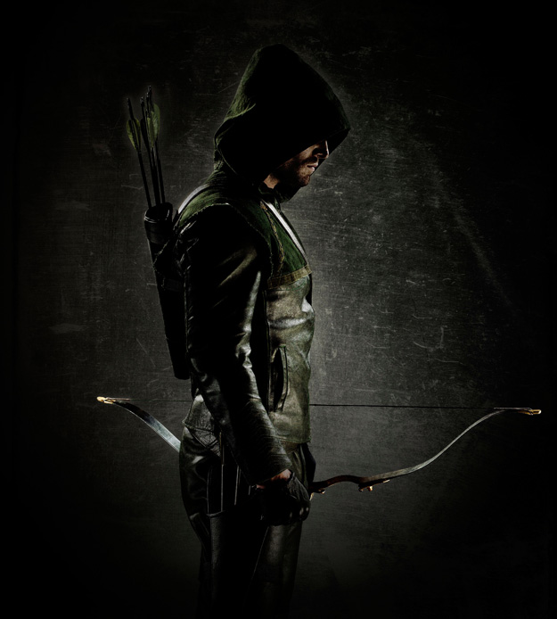 Arrow trailer