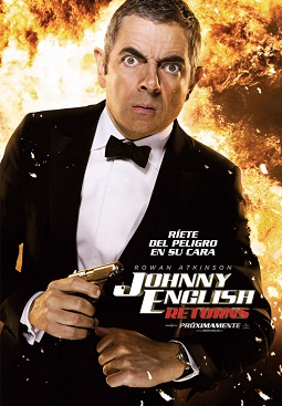 Johnny English Returns  ★★