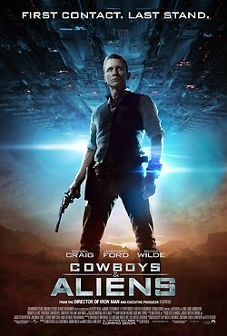 Cowboys and Aliens  ★★★