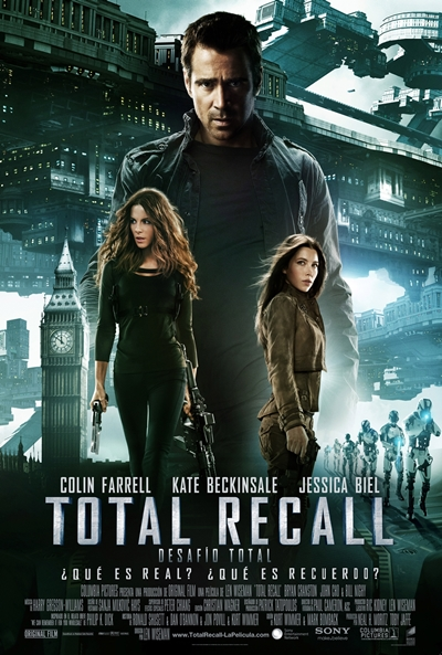 Total Recall (Desafío total) ★★★★