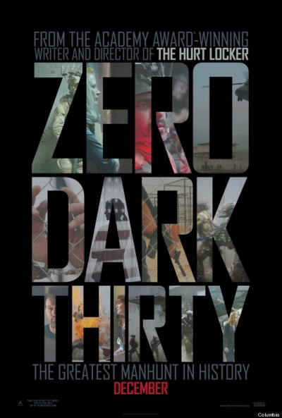 Zero Dark Thirty *****