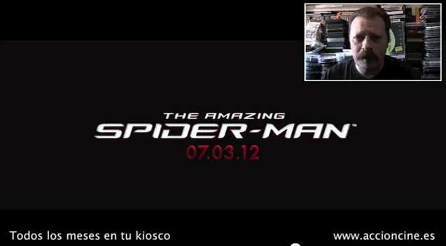 Videocrítica The Amazing Spiderman