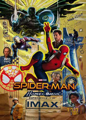 Spider-Man: Homecoming   ★★★★