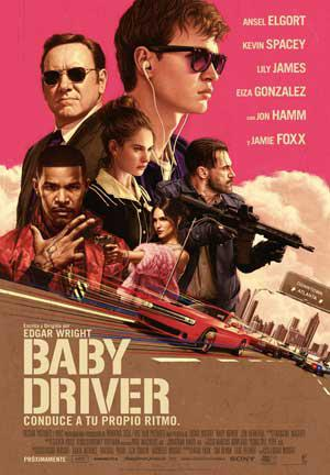 Baby Driver ★★★★