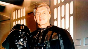 Dave Prowse, el actor tras la máscara de Darth Vader