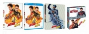 Ant-Man y la Avispa ya disponible en DVD y Blu-ray