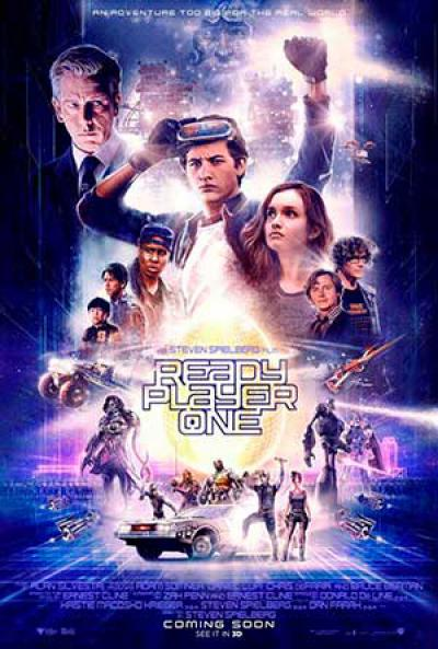 Ready Player One ★★★★