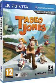 Las aventuras de Tadeo Jones llegan a PlayStation®Vita