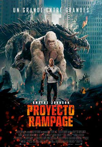 Proyecto Rampage  ★★