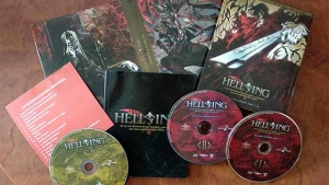 Hellsing Ultimate Episodios 1 A 10 [Blu-Ray] - análisis extras