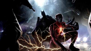 DC FanDome: Primer arte conceptual de The Flash
