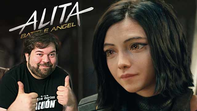 [Video] Crítica de Alita. Ángel de combate