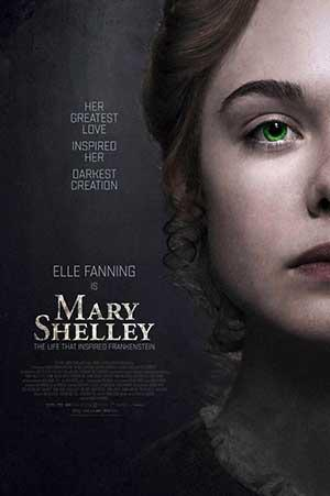 Mary Shelley ★★★