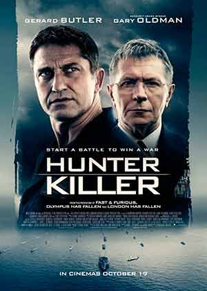 Hunter Killer  ★★★