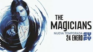 The Magicians regresa a Syfy con su Cuarta Temporada.