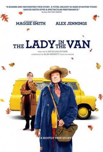 Lady in the Van ***