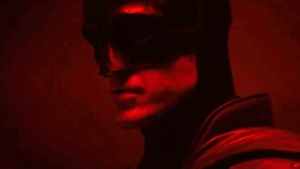 Robert Pattinson como Batman