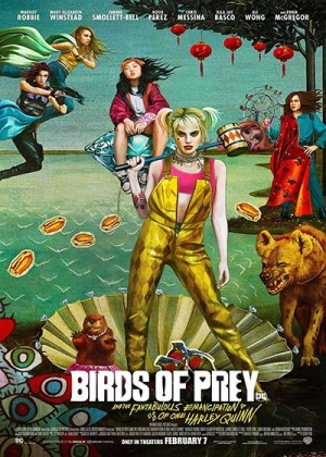 Review Birds of Prey ★★★★
