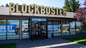 Cierra el último videoclub Blockbuster en Chile a causa de la piratería y el streaming