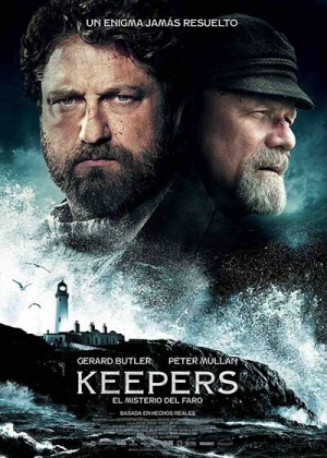 Keepers: El Misterio del Faro ★★★★