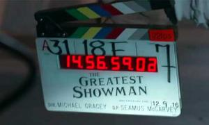 Making Of de El Gran Showman