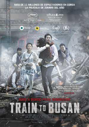 Train to Busan  ★★★★