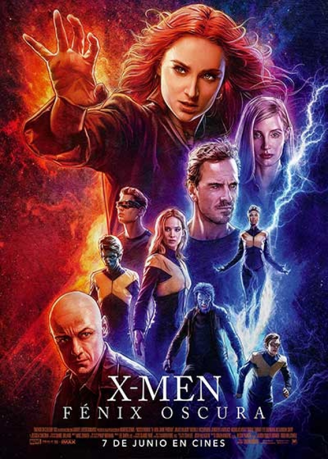 X-Men: Fénix Oscura ★★★