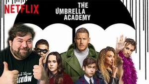 Video Crítica de la serie The Umbrella Academy de Netflix