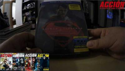 [video] Crítica y Unboxing BluRay Batman v Superman versión extendida