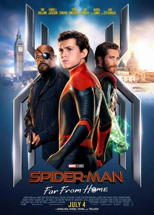 Spider-Man Far From Home Review ★★★★