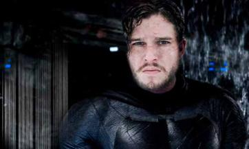 RUMOR: Kit Harington podría interesar a Warner Bros como próximo Batman.