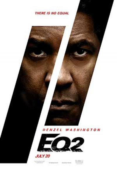 The Equalizer 2 ★★★