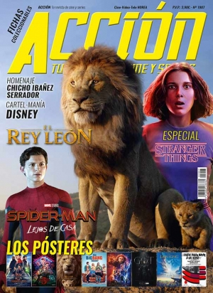 Revista ACCION 1907 JULIO 2019