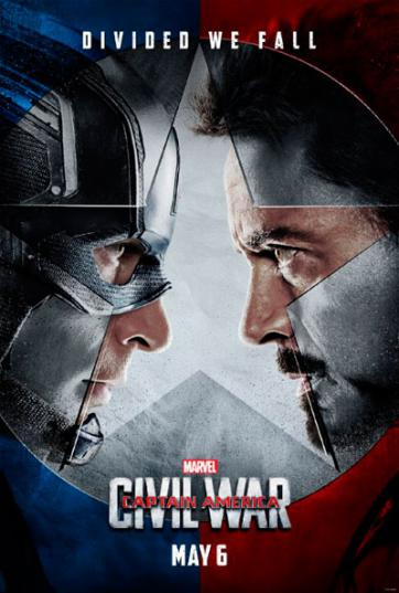 Capitan America: Civil War. Trailers