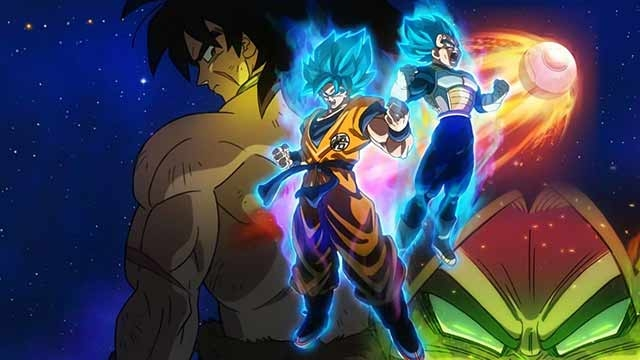 Dragon Ball Super: Broly llega a Amazon Prime Video
