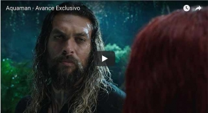 Vídeo avance de Aquaman