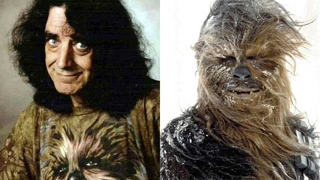 Fallece Peter Mayhew, el Chewbacca original de Star Wars, a los 74 años.