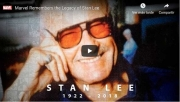 [video] Homenaje de Disney y Marvel a Stan Lee (1922-2018)