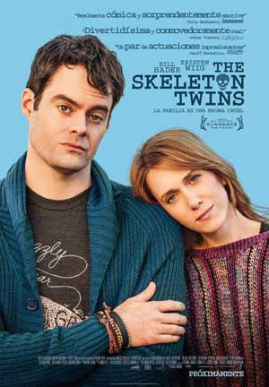 The Skeleton Twins ***